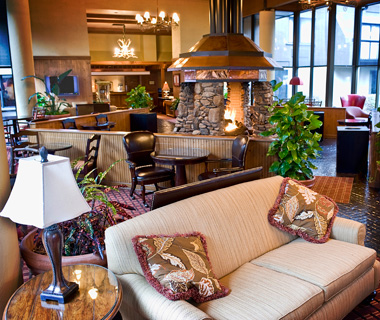 America's top college hotels: Cabot Lodge