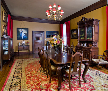 America's top college hotels: The Reynolds Mansion B&B