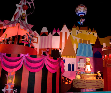 Disney's best original rides: It's a Small World (Disneyland and Magic Kingdom)