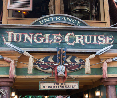 Disney's best original rides: Jungle Cruise (Disneyland and Magic Kingdom)