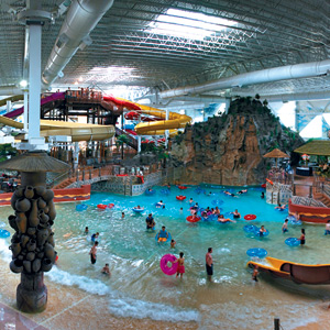 Wisconsin's Indoor Waterparks
