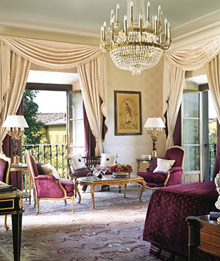 est Hotels in Italy: Four Seasons Hotel Firenze