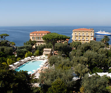Best Hotels in Italy: Grand Hotel Excelsior Vittoria