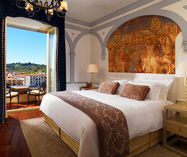 Best Hotels in Italy: St. Regis, Florence