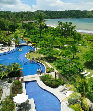 best hotels in Costa Rica: Los Suenos Marriott Ocean & Golf Resort