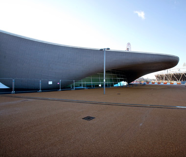 London's coolest new attractions: Aquatics Center