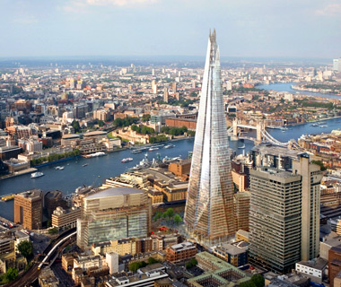 London's coolest new attractions: The Shard