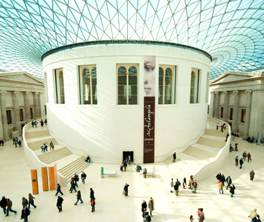 Europe's most-visited tourist attractions: British Museum