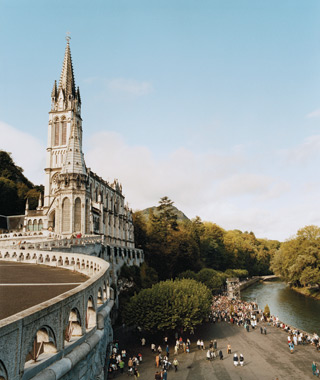 Europe's most-visited tourist attractions: Sanctuary of Our Lady of Lourdes