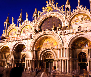 Europe's most-visited tourist attractions: St. Mark's Basilica