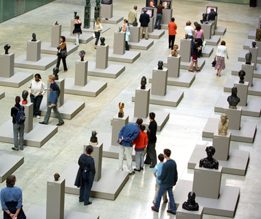 Europe's most-visited tourist attractions: Tate Modern