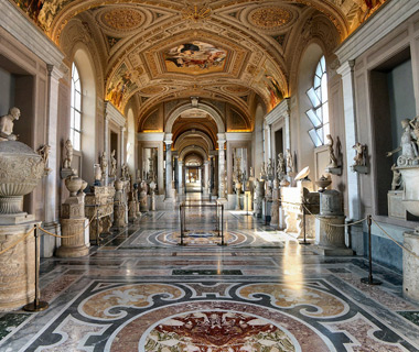 Europe's most-visited tourist attractions: Vatican Museums