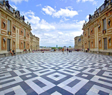 Europe's most-visited tourist attractions: Palace of Versailles