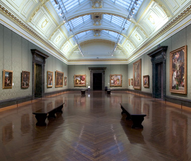 Europe's most-visited tourist attractions: National Gallery