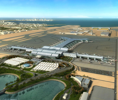 Innovative New Airport Terminals: New Doha International Airport