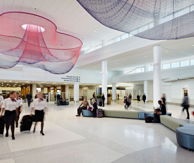 Innovative New Airport Terminals: San Francisco's Terminal 2