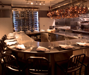New York's Top Restaurants: Chef's Table at Brooklyn Fare