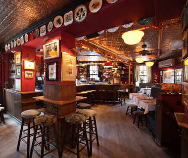 New York's Top Restaurants: Spotted Pig