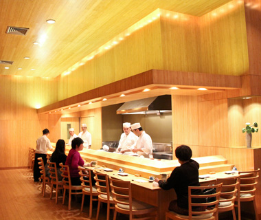 New York's Top Restaurants: Sushi Yasuda