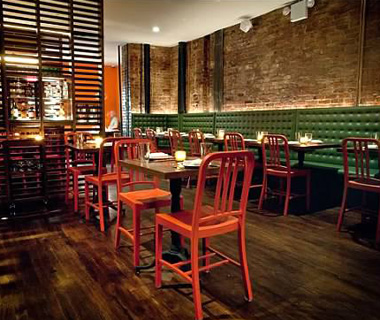 New York's Top Restaurants: Fatty Cue West Village