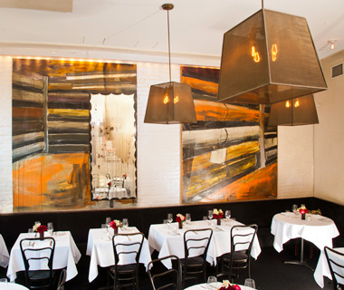 New York's Top Restaurants: Wallse