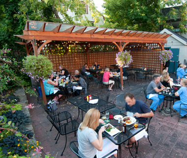 America's best outdoor bars: Devlin's