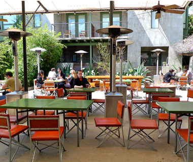 America's best outdoor bars: Hotel San Jose Courtyard