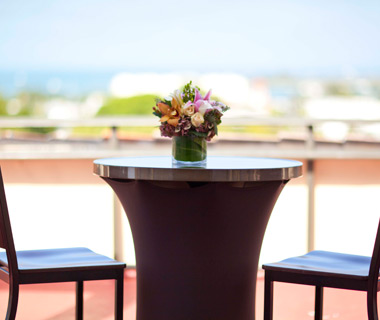 America's best outdoor bars: The Top at Crowne Plaza Key West - La Concha
