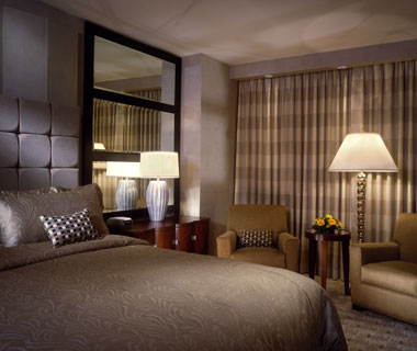 best hotels in Las Vegas: THEhotel at Mandalay Bay