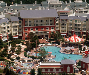 No. 5 Disney's Boardwalk Inn and Villas