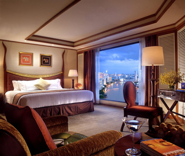 Best Hotels in Thailand: Royal Orchid Sheraton Hotel & Towers