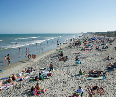America's Most Crowded Beaches: Brevard County