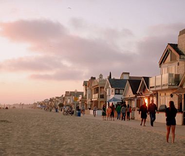 America's Most Crowded Beaches: Newport