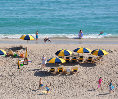 America's Most Crowded Beaches: America's Most Crowded Beaches: Palm Beach