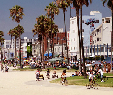 America's Most Crowded Beaches: Venice