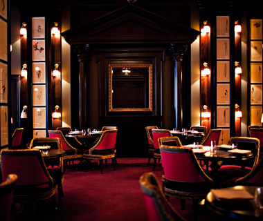 America's Hottest New Hotel Restaurants: NoMad at the NoMad Hotel, New York City