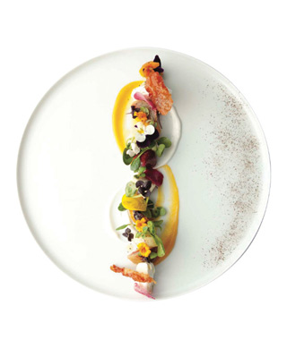 America's Hottest New Hotel Restaurants: Wolfgang Puck, Hotel Bel-Air, Los Angeles