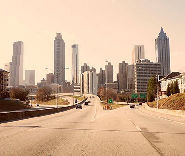 Beautiful U.S. City Skylines: Atlanta