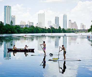 Beautiful U.S. City Skylines: Austin