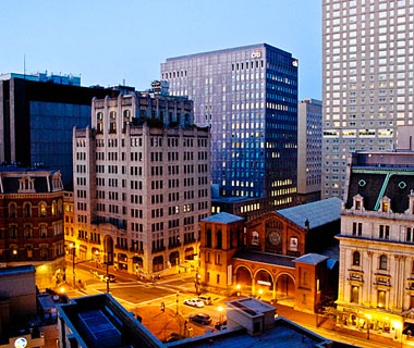 Beautiful U.S. City Skylines: Baltimore