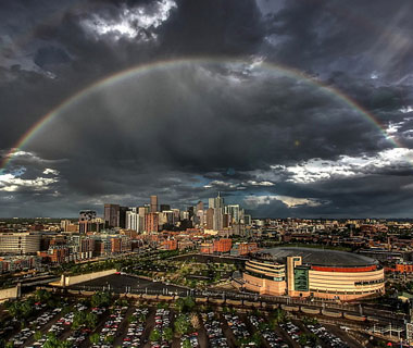 Beautiful U.S. City Skylines: Denver