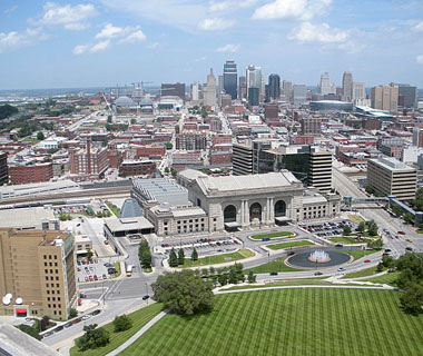Beautiful U.S. City Skylines: Kansas City