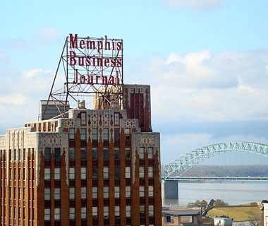 Beautiful U.S. City Skylines: Memphis