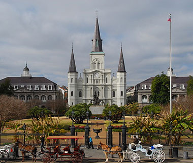 Beautiful U.S. City Skylines: New Orleans