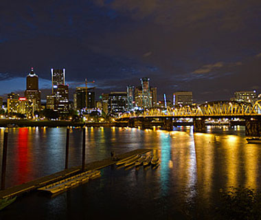 Beautiful U.S. City Skylines: Portland