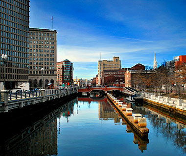 Beautiful U.S. City Skylines: Providence