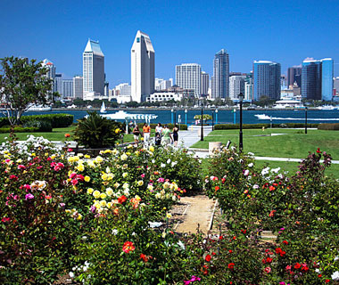 Beautiful U.S. City Skylines: San Diego
