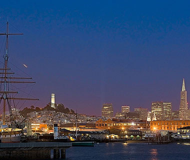 Beautiful U.S. City Skylines: San Francisco