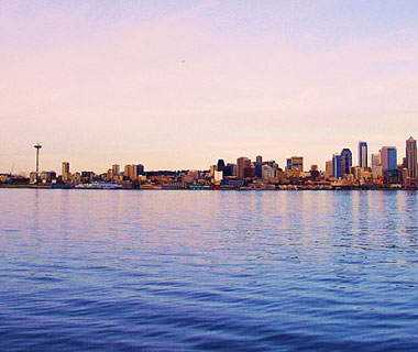 Beautiful U.S. City Skylines: Seattle