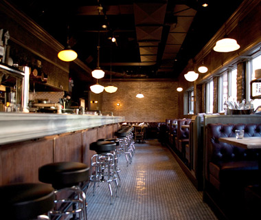 America's Coolest New Diners: Au Cheval